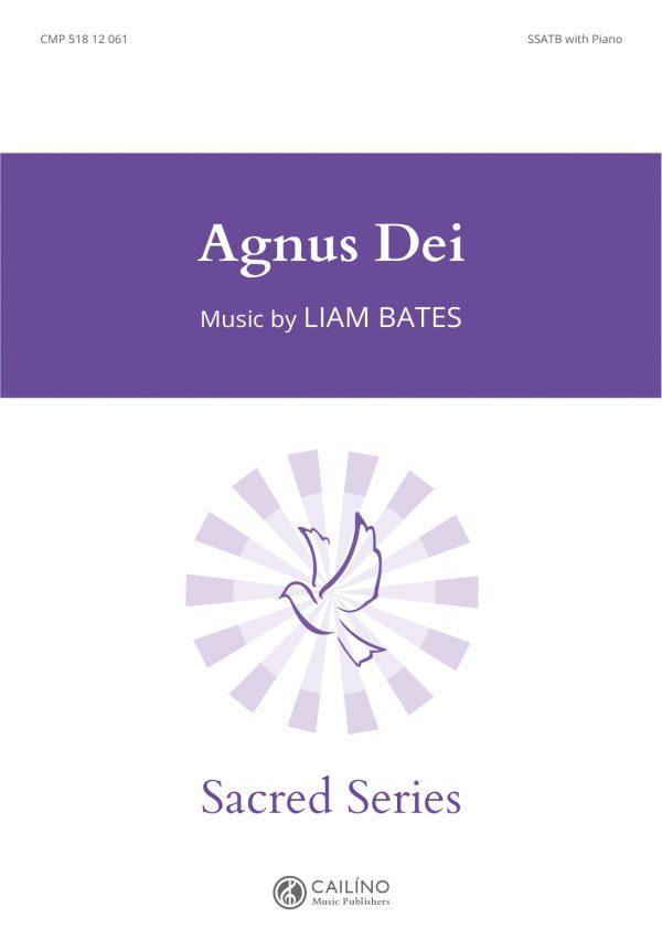 Agnus Dei Score Cover