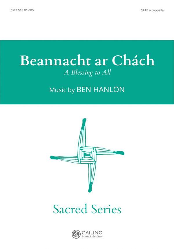 Beannacht ar Chách Score Cover