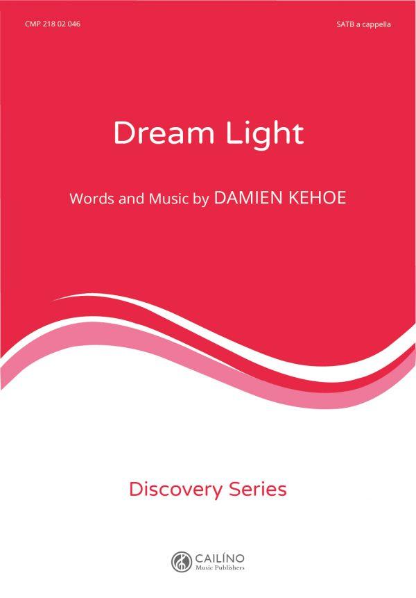 Dream Light Score Cover