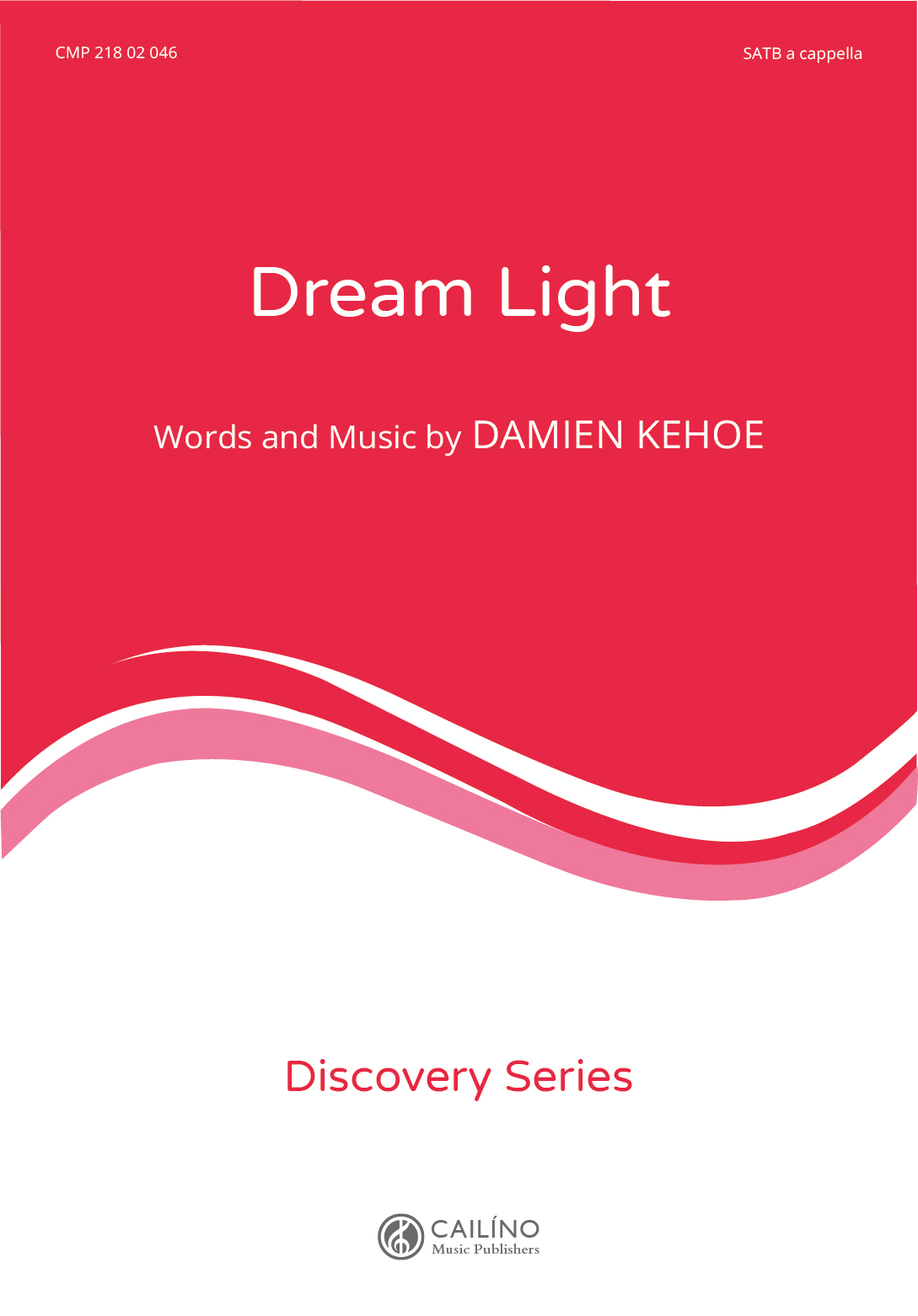 Dream Light Score Cover