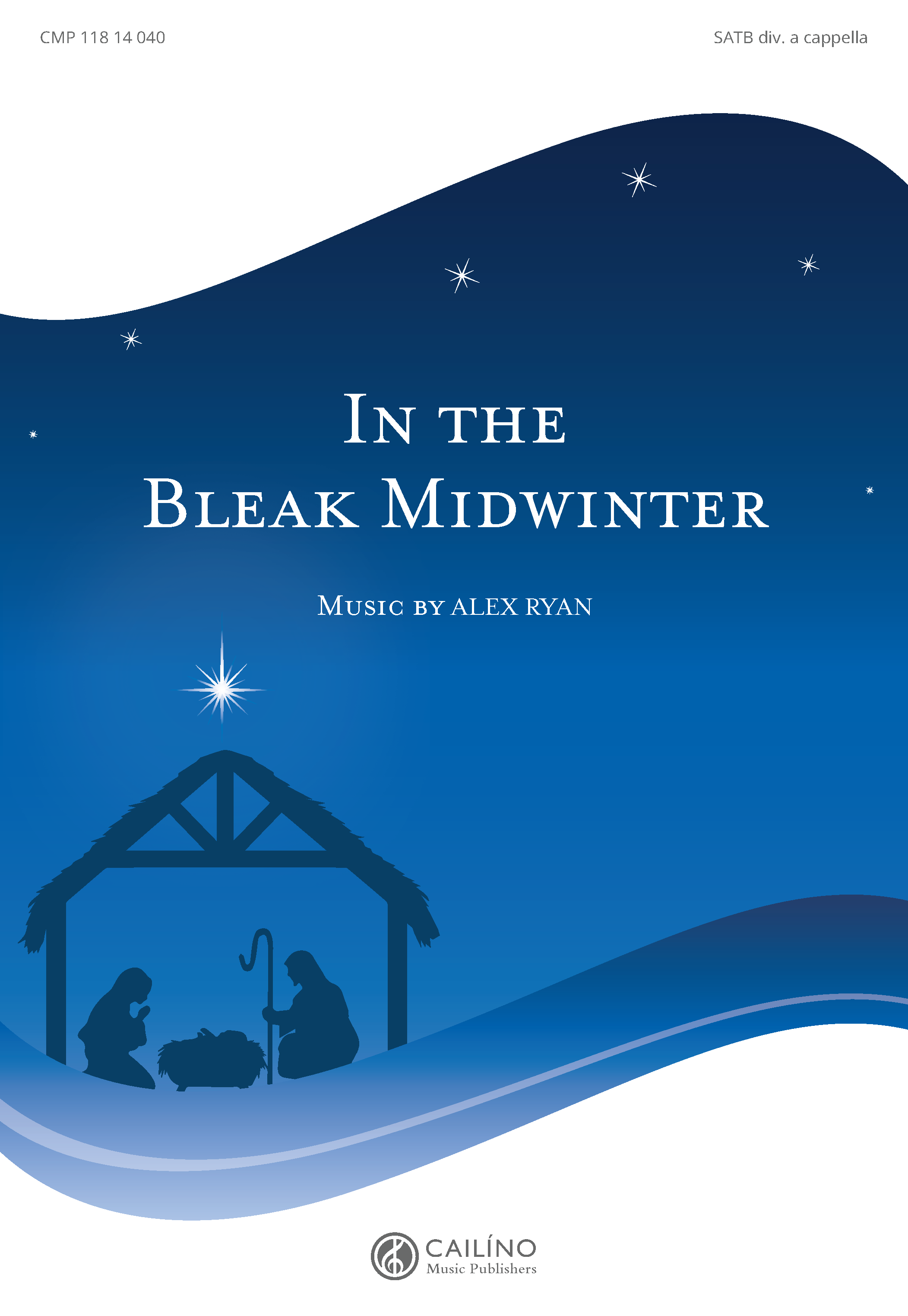 In the Bleak Midwinter Cover