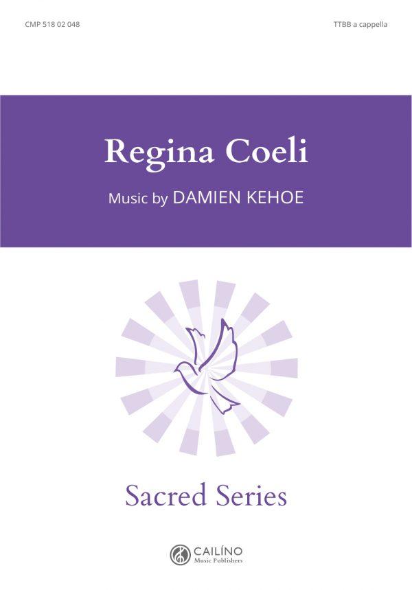 Regina Coeli Score Cover