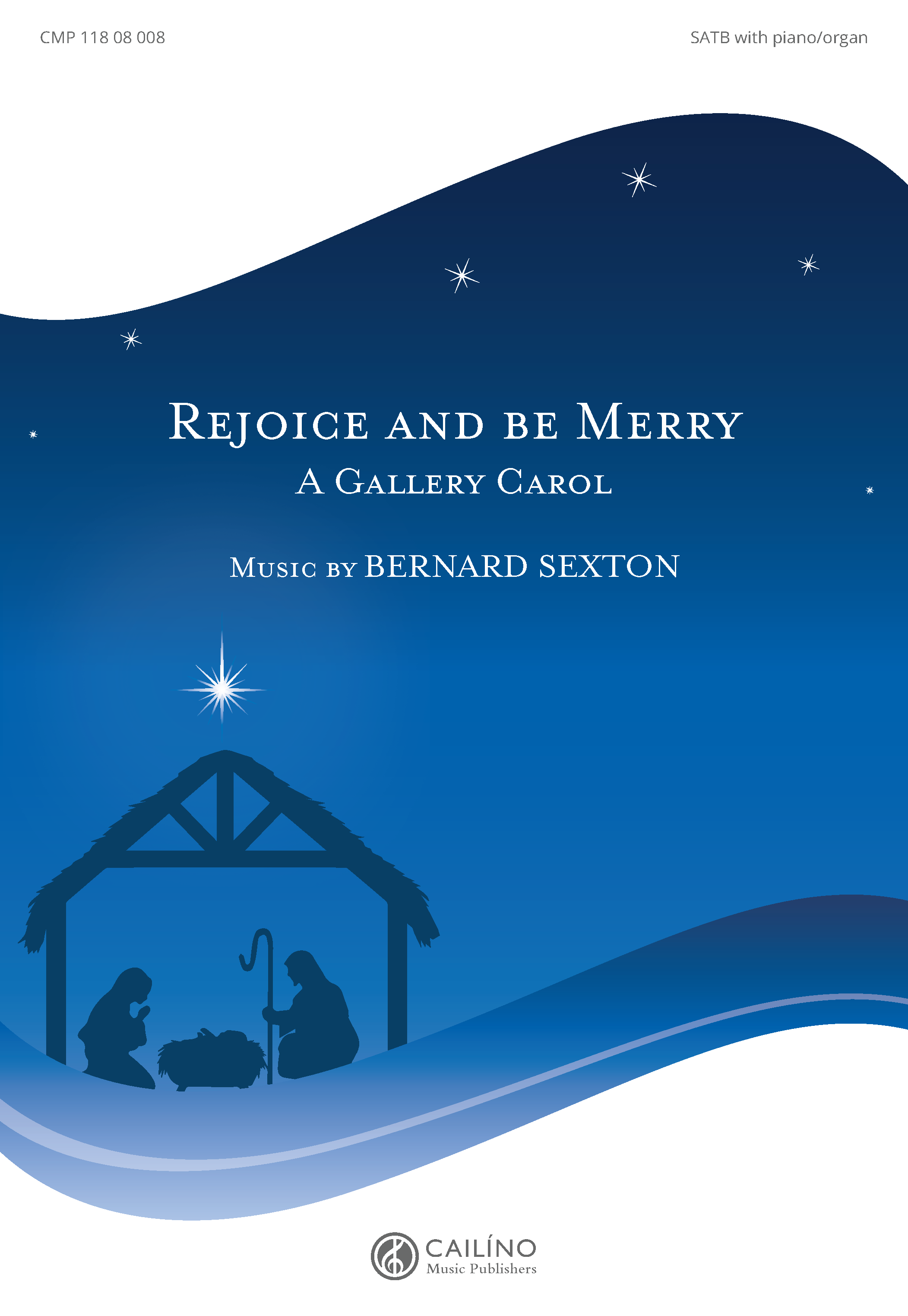 Rejoice and be Merry Cover