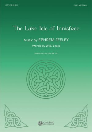 The Lake Isle of Innisfree 2-part Score Cover_1