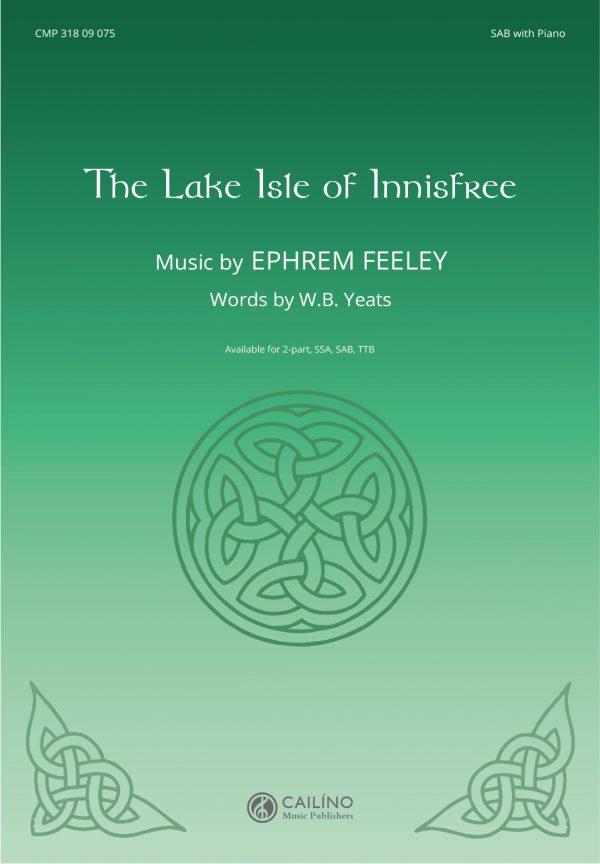The Lake Isle of Innisfree SAB Score Cover