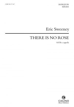 There Is No Rose Score Cover
